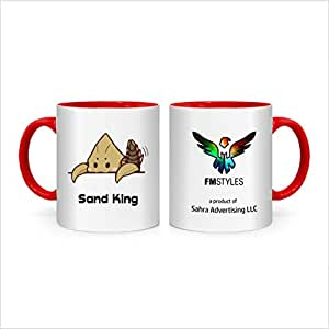 FMstyles Dota 2 Sand King - MUG-RED-FMS429