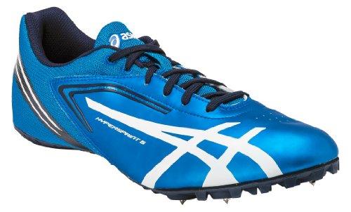 Asics - Zapatillas de Running de tejido sintético (piel) Hombre Azul