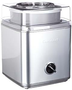 Cuisinart ICE30BCE - Heladera, color gris