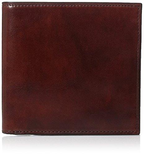 Bosca Bi Fold Wallet - Bosca Men's Old Leather Credit Wallet with I.D. Passcase Billfolds,Dark Brown