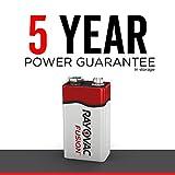 Rayovac Fusion 9V Batteries, Premium Alkaline 9V