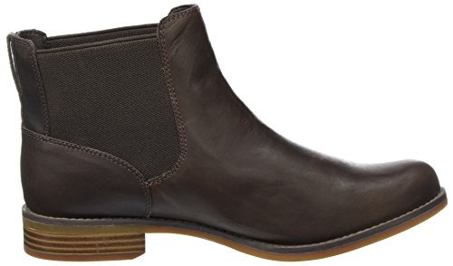 Timberland Magby, Bottes Chelsea Femme Marron (Mulch)