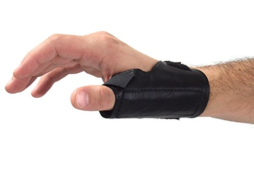 FREEDOM Low-Profile Thumb Stabilizer, Black, Right, Small by Freedom