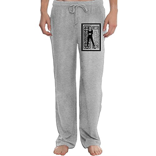 PTR Men's Buffy The Vampire Slayer Sweatpants Color