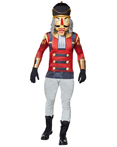 Spirit Halloween Adult Fortnite Crackshot Costume -