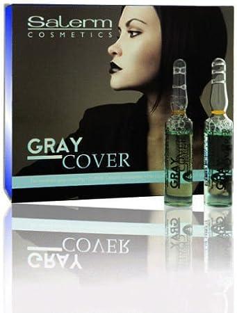 SALERM CUBRE CANAS Gray Cover Ampollas 12 x 5 ml ...