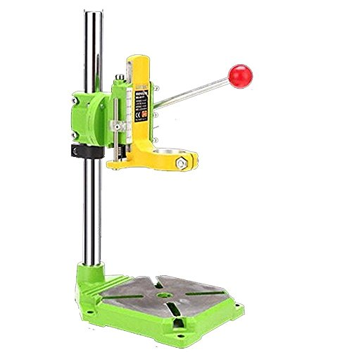 Xiangtat Floor Drill Press / Rotary Tool Workstation Drill Press Work Station / Stand Table for Drill Workbench Repair ,drill Press Table ,Table Top Drill Press90° Rotating Fixed Frame by Xiangat (Image #3)