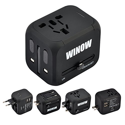 WINOW International Adapter Worldwide Charger