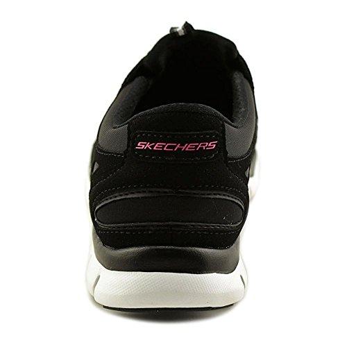 Skechers Gratis-Hit-It-Big Fibra sintética Zapato para Correr