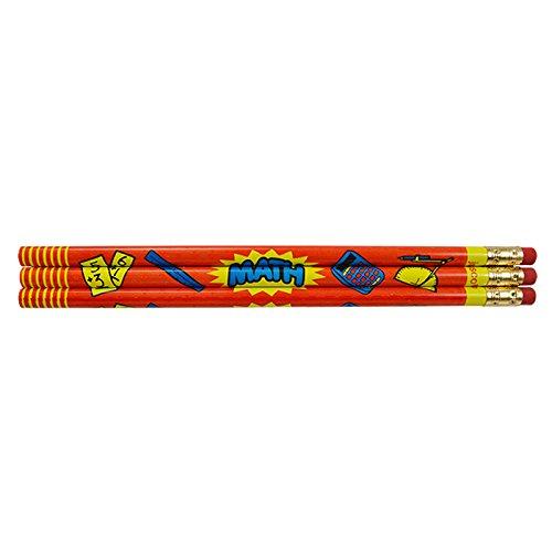 Math Pencil (1 Gross of 144)