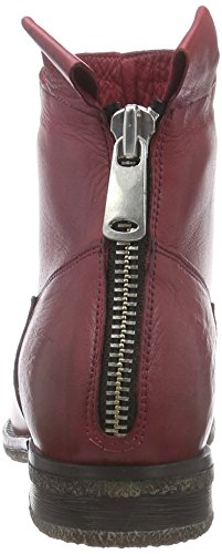 Inuovo Calista, Women's Cold Lined Classic Boots Half Length Red - Rot (Bordeaux)