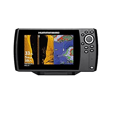Humminbird Helix 7 CHIRP Si GPS G2 Side Imaging Sonar with Networking (410340-1)