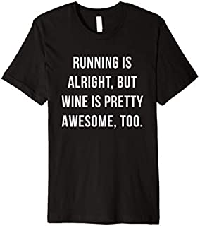 [Featured] Running Wine Is Awesome - Running Wine Premium in ALL styles | Size S - 5XL