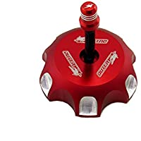 Outlaw Racing 12072 Billet Anodized Gas Fuel Tank Cap...