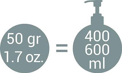 Valquer Champú Sólido Cabello Seco (hidratante y reparador). Sin Sulfatos, Sin Jabón, Sin Plásticos, Champú órganico y natural - 50 g: Amazon.es