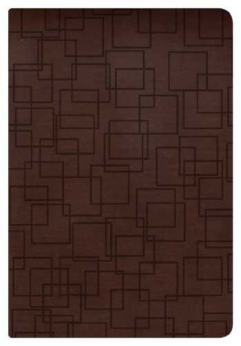 RVR 1960 Biblia Tamaño Personal, geométrico café símil piel (Spanish Edition) pdf
