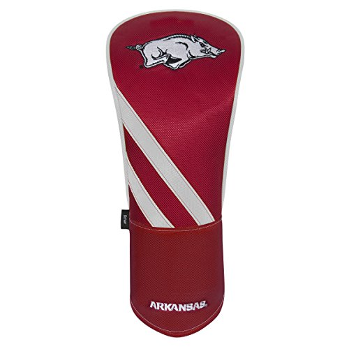 Headcover Arkansas Razorbacks - Team Effort Arkansas Razorbacks Driver Headcover