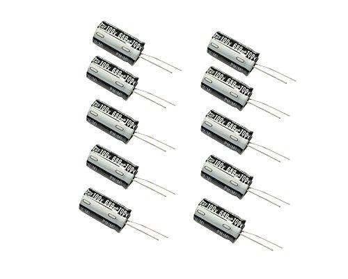 680uF 100V 16X30 +/-20% -40 to +105°C 6 PCS Aluminum Electrolytic Capacitor