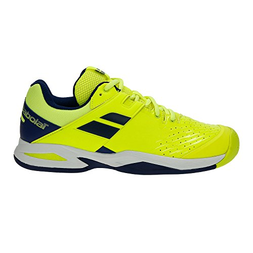yellow Court fluo All Propulse Tennisschuhe Babolat Junior blue estate wzYqZxzOg