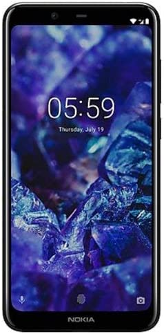 Nokia 5.1 Plus TA-1105 Black: Amazon.es: Electrónica