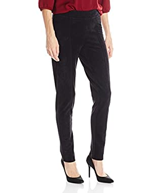 Women's Essential Power Stretch Panel Front Legging