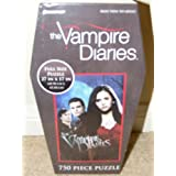 The VAMPIRE DIARIES**750 Piece Jigsaw Puzzle**Coffin shaped box