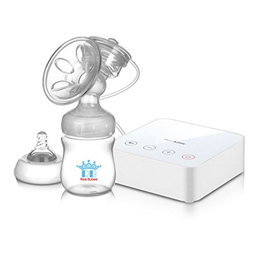 Pueri Electric Breast Pump Single Comfort High Level Suction Automatic Milking Machine Pregnant Women Breast Bump