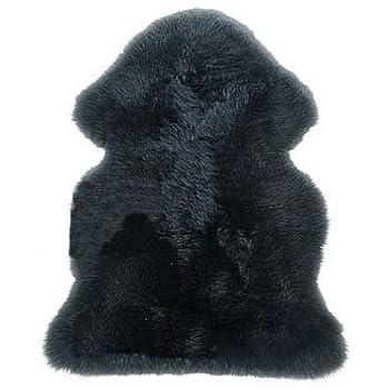 Amazon Com New Genuine Sheepskin Fur Leather Pelt Rug