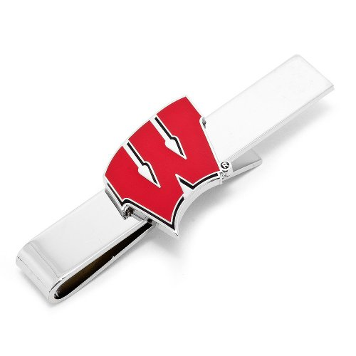 NCAA University of Wisconsin Badgers Tie Bar