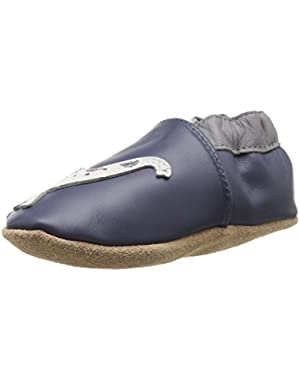 Dylan Soft Sole Crib Shoe (Infant)