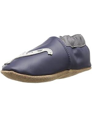 Dylan Soft Sole Crib Shoe (Infant)