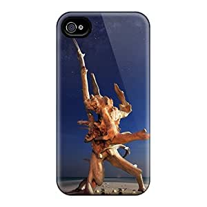 Cute Appearance Cover/tpu VNdiLih2726aqnJA Creature Of The Night Case For Iphone 4/4s