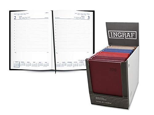 Librería Agenda EC Colores Lisos 2019 (11105/EX): Amazon.es ...