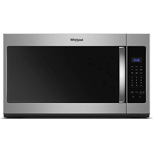 Whirlpool WMH31017HS Stainless Range Microwave