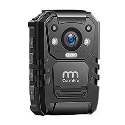1296P HD Police Body Camera,64G Memory,C...
