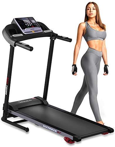 Folding Treadmill Exercise Running Machine