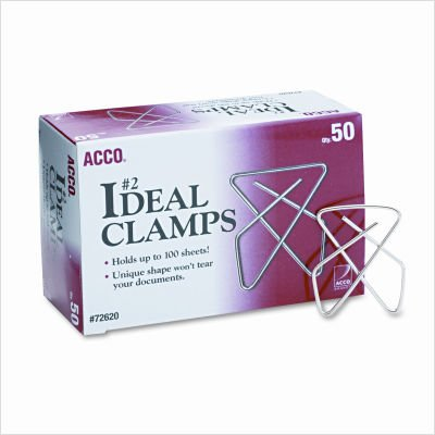 Small (1-1/2) Ideal Clamps