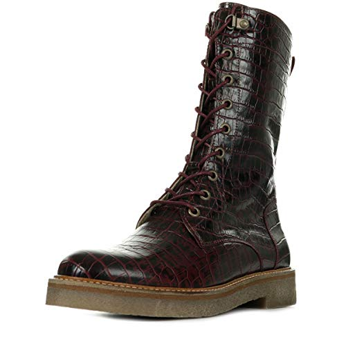 Bordeaux 6555815018 EU 38 Boots Kickers Oxmax BY5q66