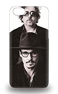 Hard Plastic Iphone 5c 3D PC Case Back Cover Hot Johnny Depp American Male John Christopher Depp Pirates Of The Caribbean 3D PC Case At Perfect Diy ( Custom Picture iPhone 6, iPhone 6 PLUS, iPhone 5, iPhone 5S, iPhone 5C, iPhone 4, iPhone 4S,Galaxy S6,Galaxy S5,Galaxy S4,Galaxy S3,Note 3,iPad Mini-Mini 2,iPad Air )
