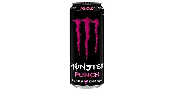 Monster ponche Mixxd 500ml (paquete de 12 x 500 ml): Amazon.es: Alimentación y bebidas