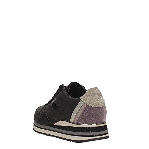 Crime 25505A17 Sneakers Donna NERO 37