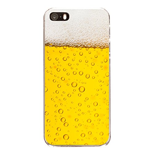 "Disagu Design Case Coque pour Apple iPhone 5 Housse etui coque pochette ""Bier_nah"""