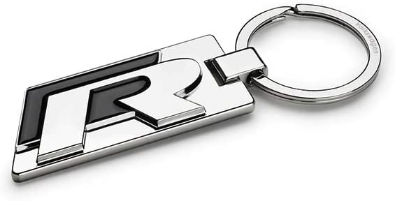 Embossed Stainless Steel Car Key Ring Keyring Chain  Great Fit for JEEP