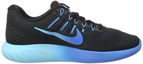 Blue Zapatillas Mujer Royal 8 Deep Negro Black Entrenamiento Multi de Color Lunarglide Nike qEXP6wq7