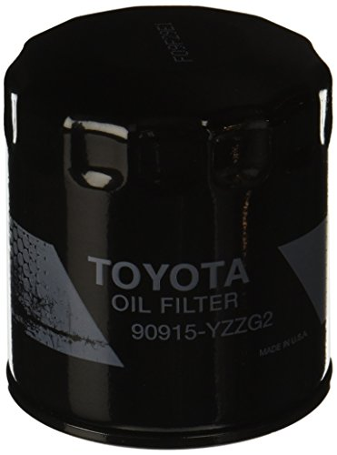 Toyota Genuine Parts 90915-YZZD1 Oil Filter 1/2 Case (QTY 5) (Toyota Supra 1985 Parts compare prices)