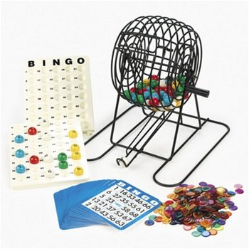 Cool Fun 51-29 Party Bingo Set