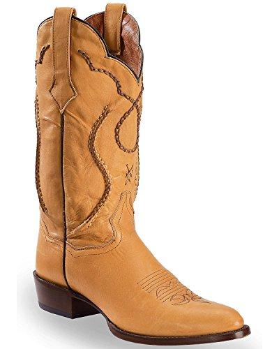 Camel Albany Men's Post Boot Dan Western B06vqqw