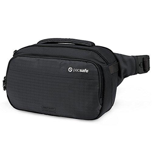 Pacsafe Camsafe V5 Anti-Theft Camera Cross-Body and Hip Pack, (Camsafe Camera Shoulder Bag)
