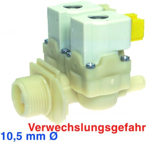Electroválvula 2 etapas(WA)180°, apto para Dispositivos De:Airlux ...