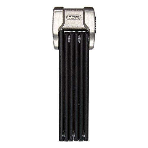 Abus Folding Bordo Centium 6010 Lock, 90cm, Black Review